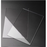 ACRYLIC SHEETS Clear 8'x 4' -  SOCIAL DISTANCING Barrier Infection Protection