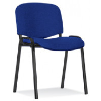 Iso Stackable Vinyl Anti-bacterial, stain resistant waiting room chair Wipeable