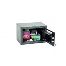 Phoenix Vela Deposit Home & Office Ss0801kd Size 1 Security Safe With Key Lock