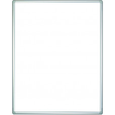 Proline Double Sided Boards Magnetic/felt Pin Board 120 X 90 Cm; Grey