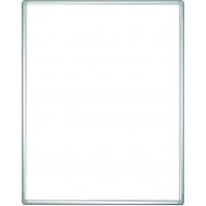 Whiteboard/felt Pin Board Pro Double-sided, 150 X 120 Cm; Grey