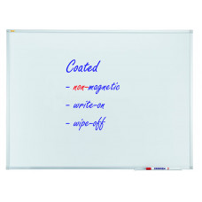 Whiteboard X-tra!line® 90 X 60 Cm Non Magnetic
