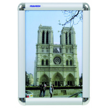 Aluminium Snap Frame 25 Mm Din A4