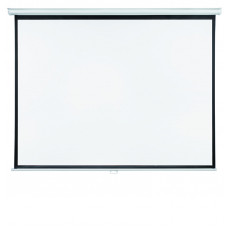 Valueline Roll-up Screen, Format 4:3, Screen Size 200 X 150 Cm, Outer Size 206 X 158cm