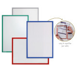 Document Holder X-tra!line® Din A4 Magnetic Red 1 Piece