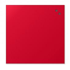 Glass Board 45 X 45 Cm, Red