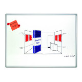 Proline Whiteboards 90 X 120 Cm, Enamel