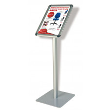 Aluminium Snap Frame With Stand, Standard Version, Din A4 Portrait
