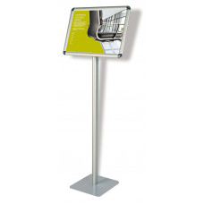 Aluminium Snap Frame With Stand, Standard Version, Din A3 Landscape