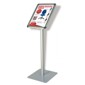 Aluminium Snap Frame With Stand, Standard Version, Din A3, Portrait