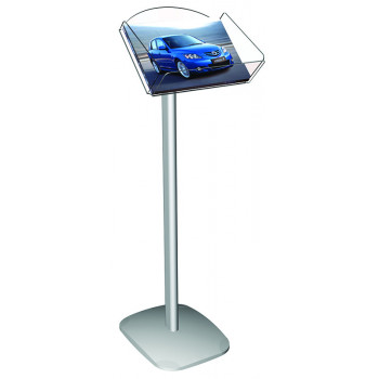 Valueline Acrylic Brochure Stand A4 Landscape