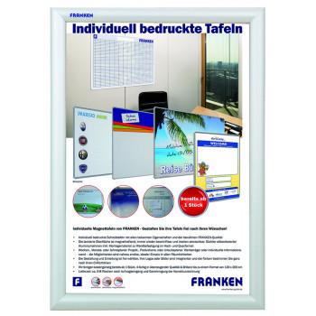 Premiumline Indoor Snap Frame Fire Resistant, A3 - 32,8x45,1x1,1cm