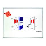Proline Whiteboards 75 X 100 Cm, Enamel