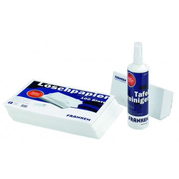 Board Cleaning Set For Franken Planning Boards And Whiteboards