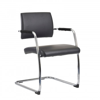 Bruges Meeting Cantilever Chair Pk Of 2