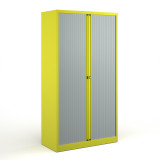 Bisley Systems Storage Tambour Cupboard