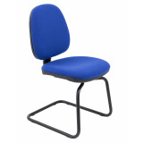 Zoom Visitor Chair - Royal Blue