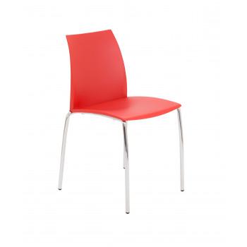 Adapt 4 Leg Chair - Red