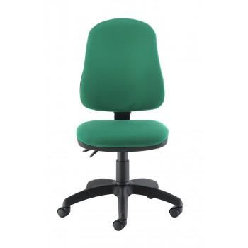 Calypso Ii High Back Chair - Green