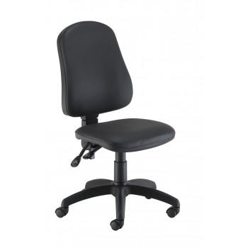Calypso Ii High Back Chair - Pu