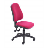 Calypso Ii High Back Deluxe Chair - Claret