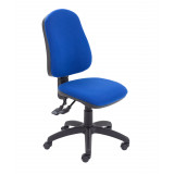 Calypso Ii High Back Deluxe Chair - Royal Blue
