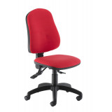 Calypso Ii High Back Deluxe Chair - Red