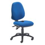 Calypso Ergo Chair - Royal Blue