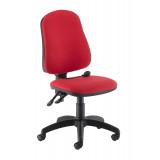 Calypso Ergo Chair - Red