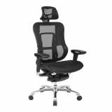 Aztec- High Back Mesh Designer Executive Chair- Black