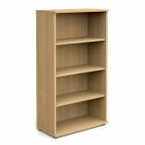 Book Case - 1600mm - 3 Shelves - Oak
