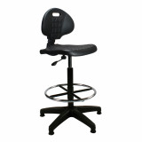 Derwent-D- Polyurethane Draughtsman Chair